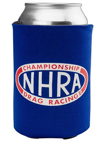 NHRA Logo Can Cooler