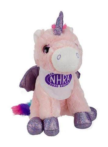 NHRA Unicorn Plush