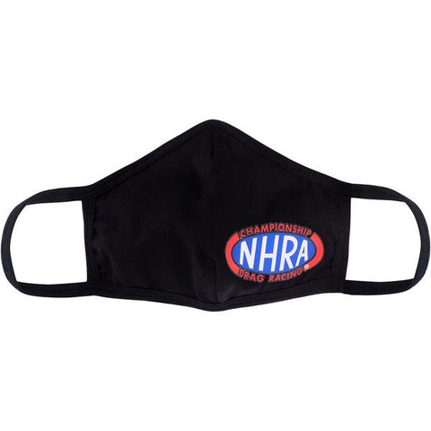 NHRA Logo Single Face Cover