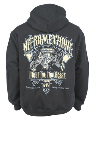 Pro Drag Meat for the Beast Hoodie Sweatshirt