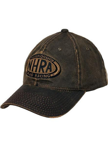 NHRA Distressed Logo Hat