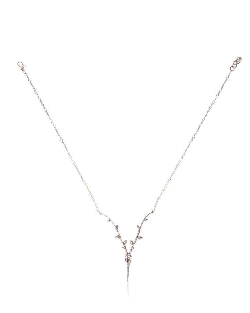 HART Necklace - Silver