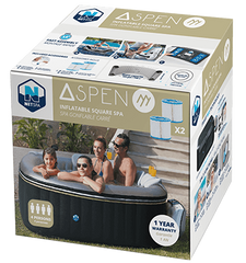 Packaging Netspa Aspen