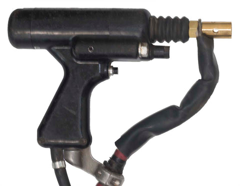 Heavy Duty Arc Stud Gun with Connector Stud and Gun Adaptor
