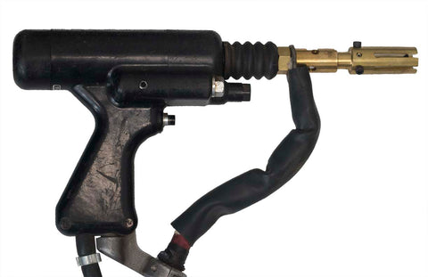 Arc Stud Gun with Connector Stud Gun Adaptor and Headed Anchor Chuck