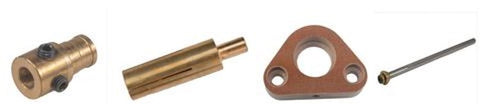 Accessories Needed for Welding CD Studs with a Collet Insert