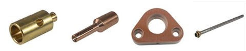 Accessories Needed to Weld CD Studs with an Arc Chuck