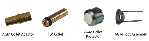 Items Needed for Welding Insulation Pins with AGM Stud Welder