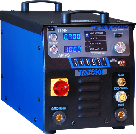 """Truweld 4400 Complete Stud Welding System for 5/8"""" Studs"""