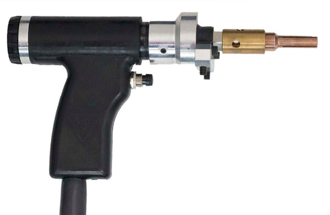 CD Stud Gun with B to N Adaptor and Arc Chuck