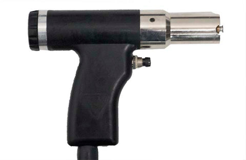 CD Stud Welding Gun with Template Tube Adapator