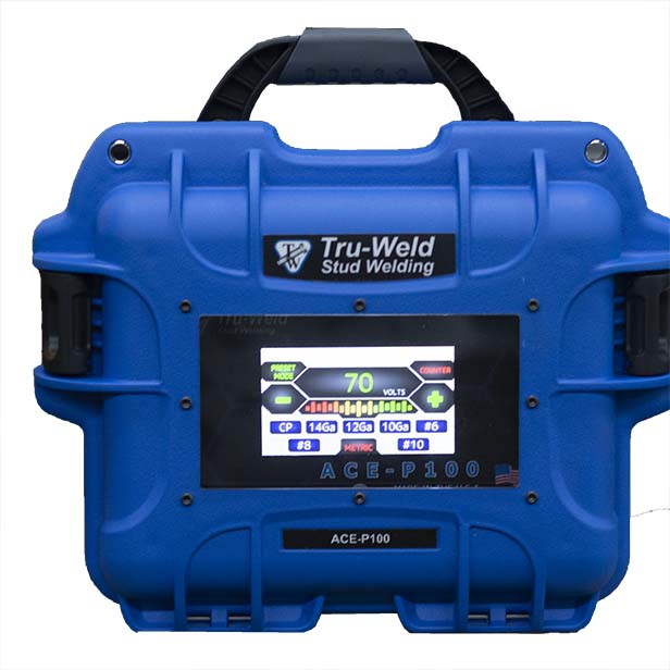 Truweld ACE P100 Stud Welder Power Supply