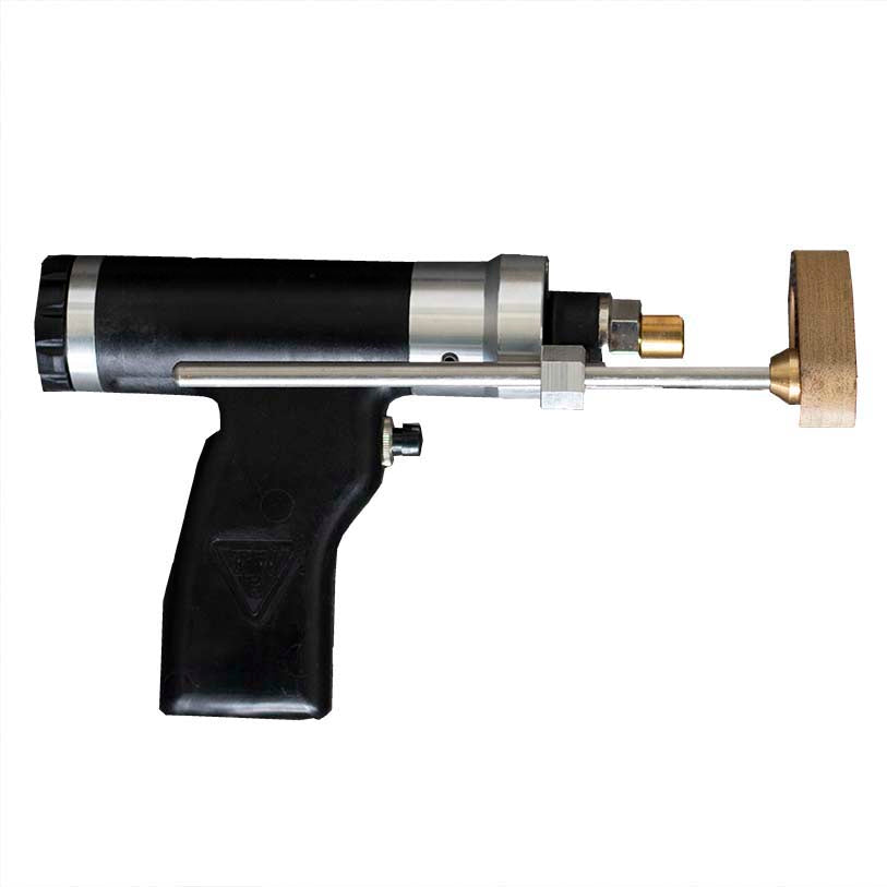 Truweld CD Stud Welding Gun with Footpiece