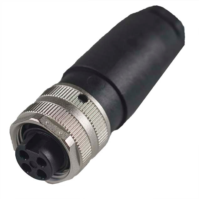 Female Phoenix Control Cable Connector for Stud Welding Machines