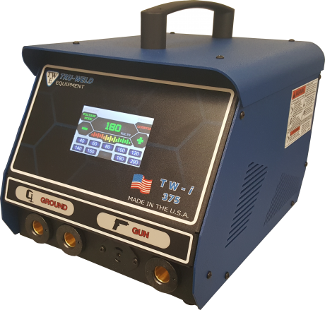 Truweld TWi375 Stud Welder Power Supply