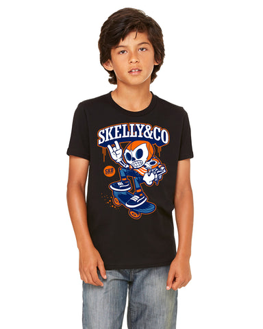 "Skelly & Co ""Best Friend"" Youth Short Sleeve T-Shirt"