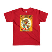 "Skelly & Co ""Cowboys"" Short sleeve kids t-shirt"