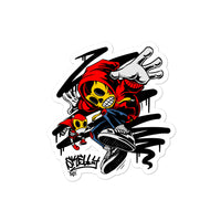 "Skelly & Co ""Jump Hip Hop"" Bubble-free stickers - Skelly & Co"