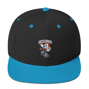 "Skelly & Co ""Best Friend"" Snapback Hat"