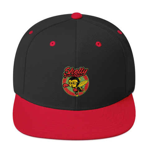 "Skelly & Co ""Boxing BeeBee"" Snapback Hat"