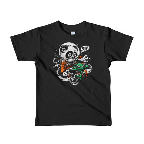 "Skelly & Co ""Cosmo & Felix"" Short sleeve kids t-shirt"