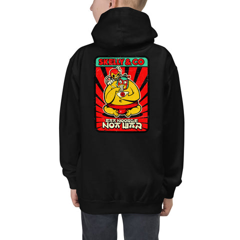 "Skelly & Co ""Noodle Kid"" Kids Hoodie"