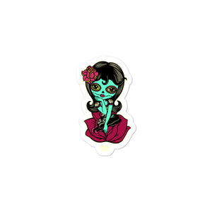 "Skelly & Co ""Florcita"" Bubble-free stickers - Skelly & Co"
