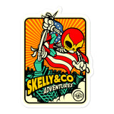 "Skelly & Co ""Glory"" Bubble-free stickers - Skelly & Co"