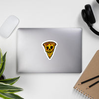 "Skelly & Co ""Pizza"" Bubble-free stickers - Skelly & Co"