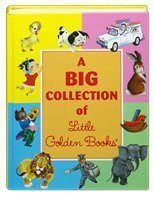 A Big Collection of Little Golden Books