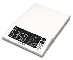 Salter MaxView Aquatronic Scale - MaxView - White
