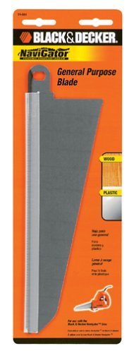 Black & Decker 74-591 Large Wood Cutting Blade for SC500 Navigator