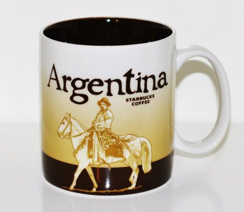 Starbucks Global Icon Series Argentina 16oz