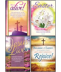 A Glorious Easter - Scripture Greeting Cards - KJV - Boxed - Easter
