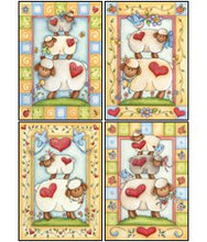 Little Lambs - KJV Scripture Greeting Cards - Boxed - Baby Congratulations