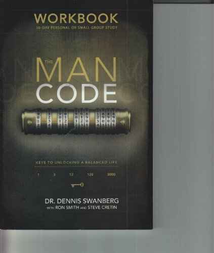 The Man Code Workbook (30-Day Personal or Small Group Study)