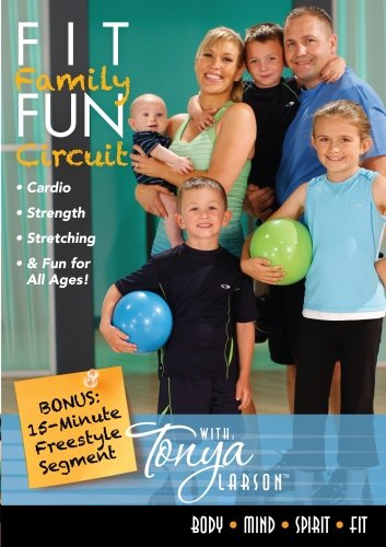 Fit Family Fun Circuit with Tonya Larson