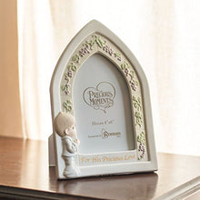 Precious Moments Praying Boy First Communion Decorative 4x6 Picture Frame