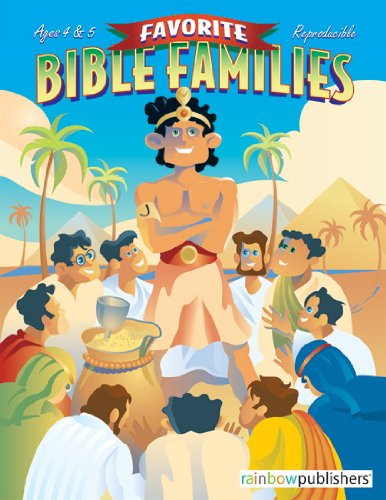 Favorite Bible Families -- Ages 4-5