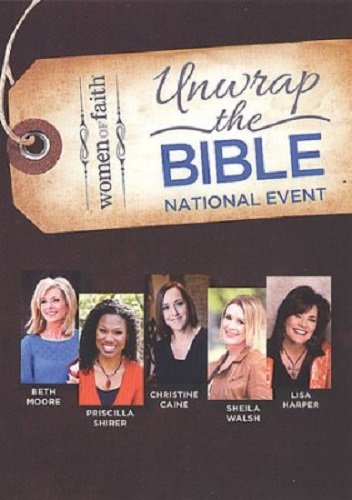 Unwrap The Bible National Event - Women Of Faith DVD