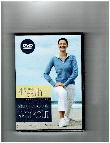 First Place 4 Health Strength and Flexibility Workout (DVD)