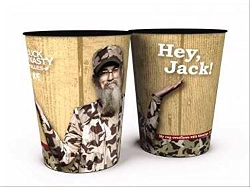 Cup - Duck Dynasty - Hey Jack (Reuseable)