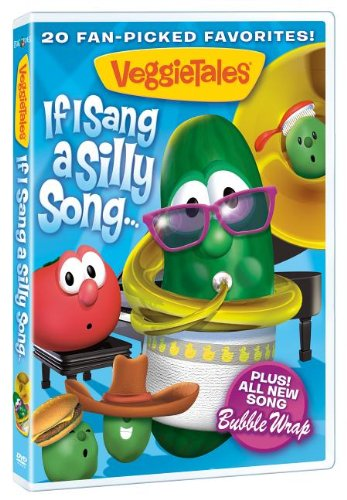 DVD - Veggie Tales: If I Sang A Silly Song