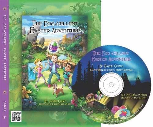 Egg-cellent Easter Adventure DVD