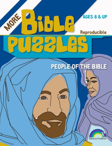 More Bible Puzzles -- People of the Bible