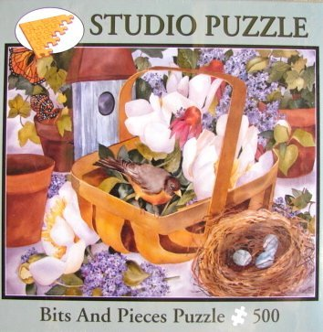 500pc. Symphony of Spring Jigsaw Puzzle