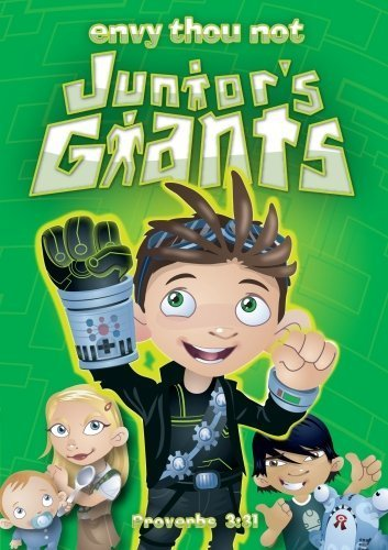 Junior's Giants #2 - Envy Thou Not (DVD)