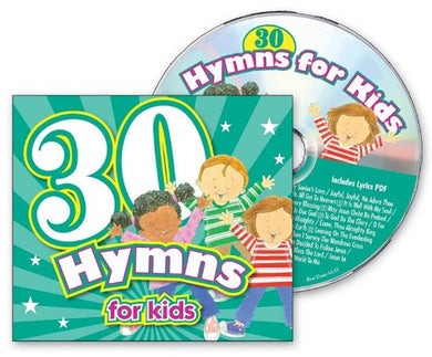 30 Hymns for Kids (30 Song)