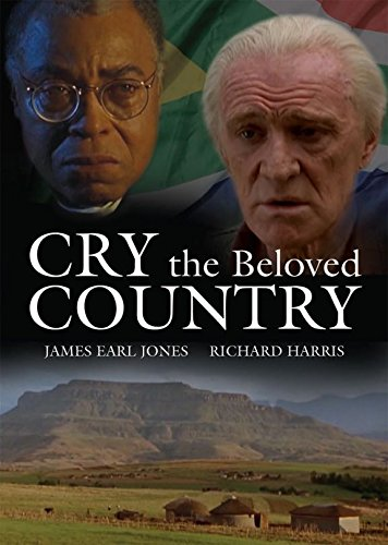 A Mandela Tribute: Cry, The Beloved Country / Sarafina / Endgame 3 Movies with SOUL