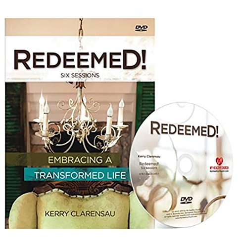 Redeemed! Teaching DVD: Embracing a Transformed Life